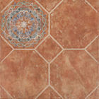 Deco  octagon  rosso 45x45 <strong>zwx82d</strong>