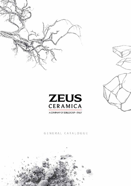 Zeus Ceramica General Catalogue 2017