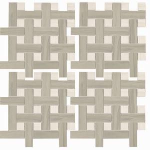Мозаика Marmo Acero Bianco (mmcxma18)