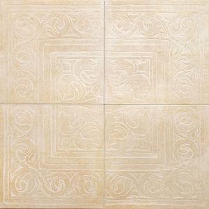 Декор з 4-х плиток beige (rax21)
