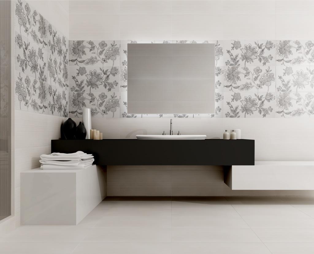 Плитка Acquerelli Bianco 30x60 (znxq1r) изображение 1