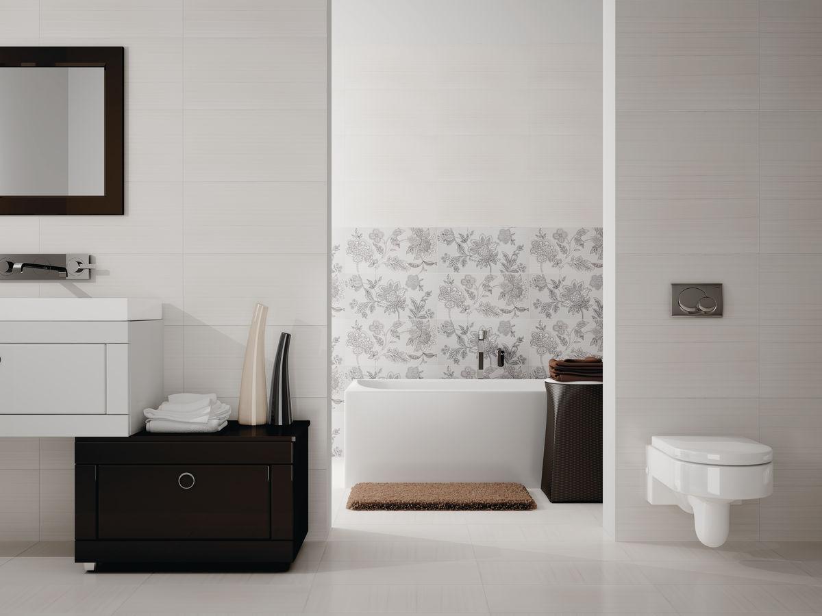 Плитка Acquerelli Bianco 30x60 (znxq1r) изображение 2