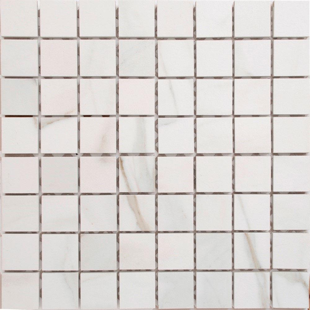Мозаика Calacatta White (mqcxmc1) изображение 0