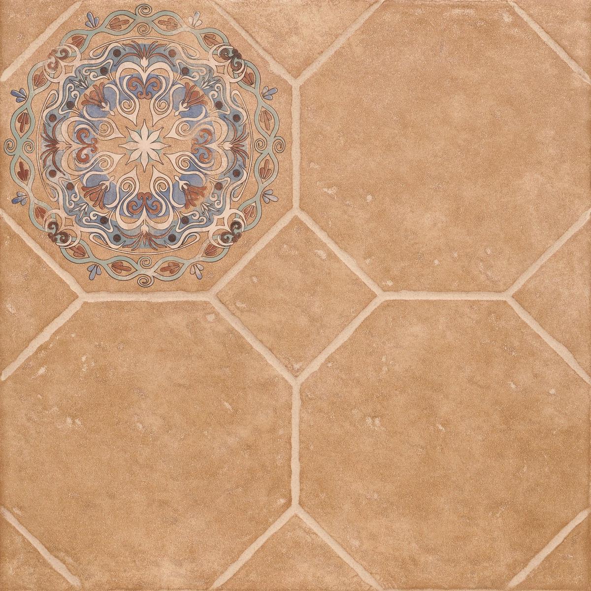 Декор Octagon Deco  octagon beige 45x45 (zwx83d) изображение 0
