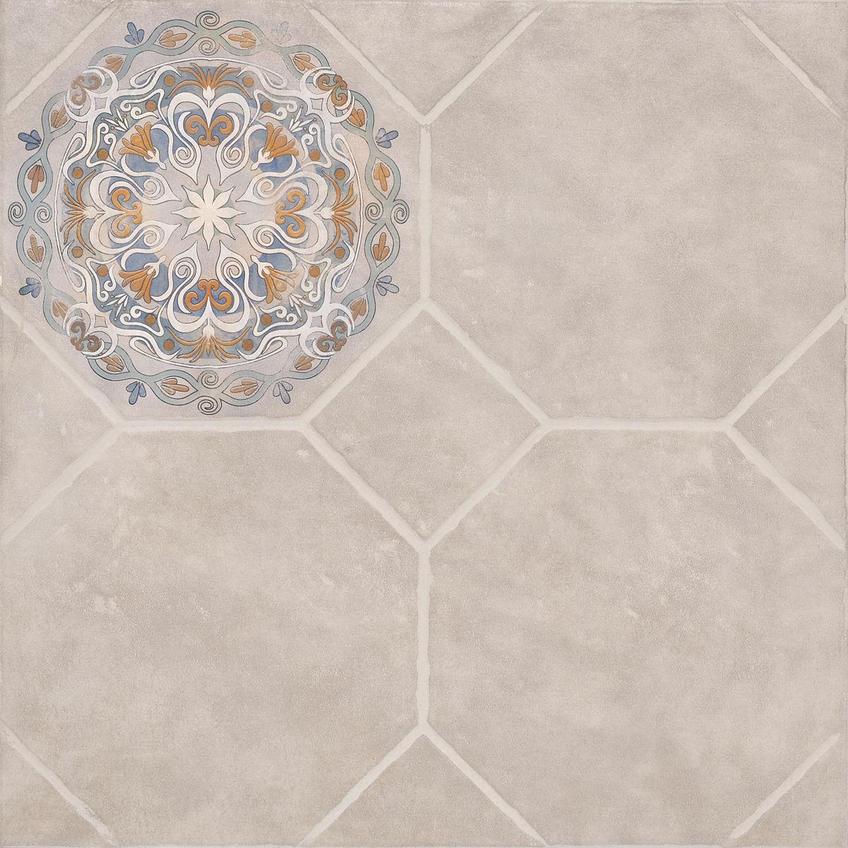 Deco octagon  bianco 45x45 (zwx81d) изображение 0