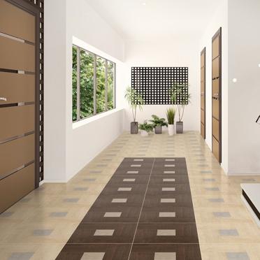 Плитка Intarsio  rectified classico (zrxin8r) изображение 1
