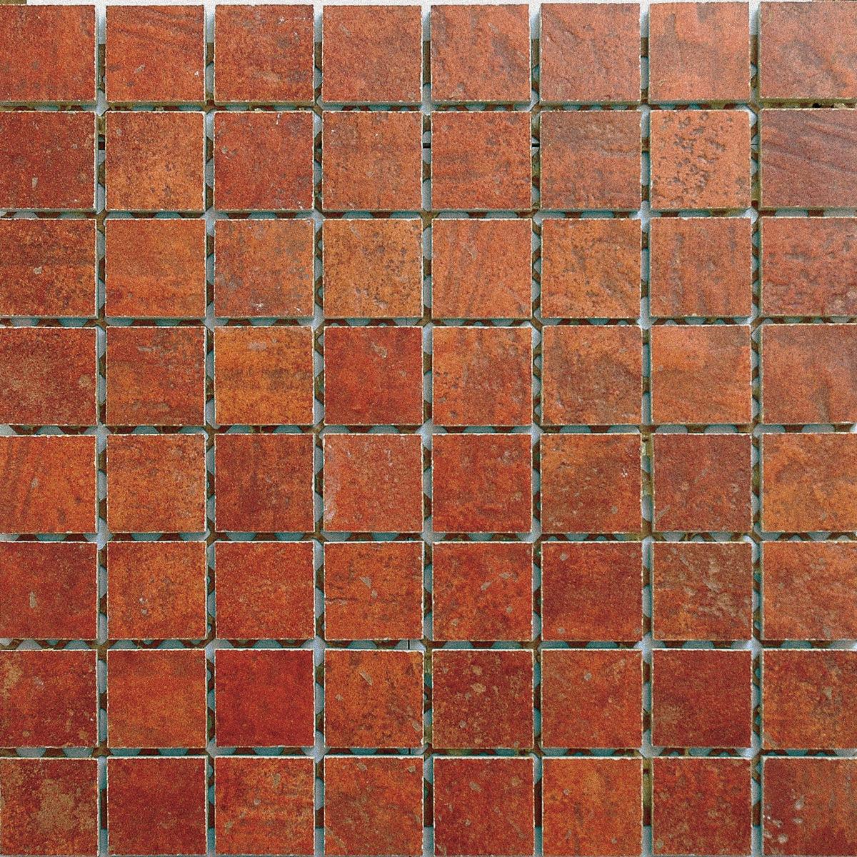 Мозаика Cotto Classico rosso (mqax22) изображение 0