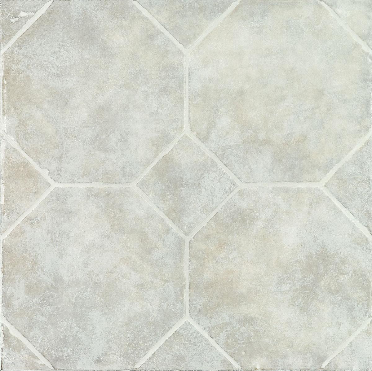 Плитка Octagon  bianco 45x45 (zwxl81) изображение 0