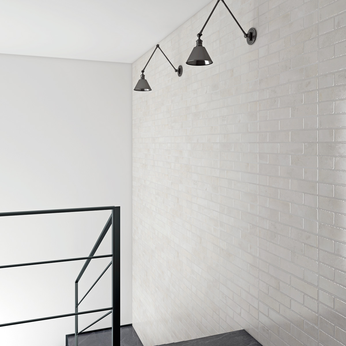 Плитка TOTAL WHITE (ZNXBS0) изображение 0