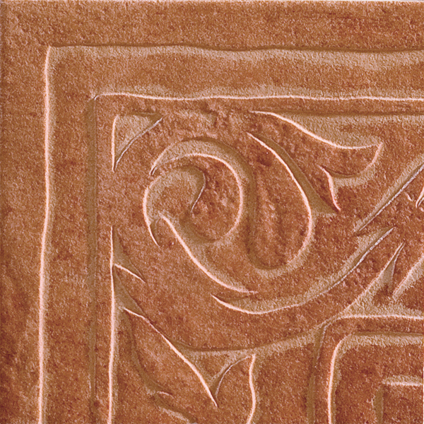 Декор Cotto Classico rosa (tpx27) изображение 0