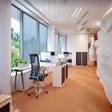 Плитка Zeus Ceramica в офисе