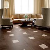 Плитка Intarsio Classico в гостиной