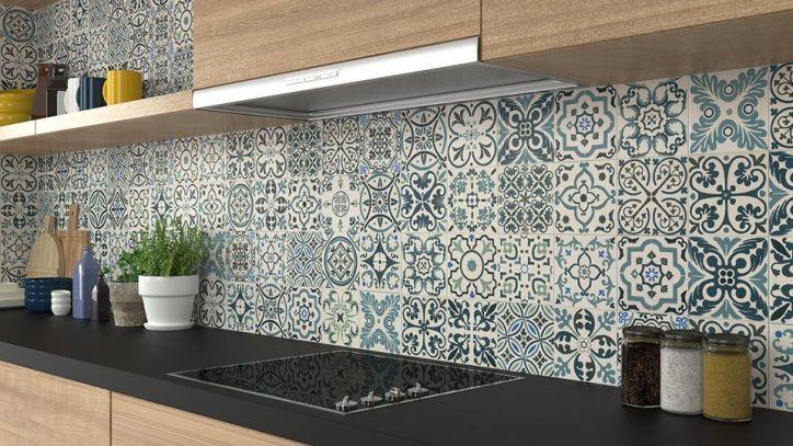 Плитка Aestetica в интерьере кухни