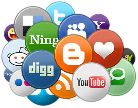 Наш интернет-магазин в социальных сетях